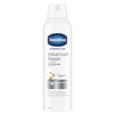 Vaseline Advanced Repair Bodylotion Spray